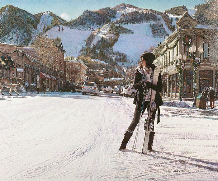 sh - Aspen Winter