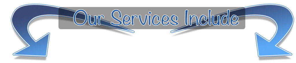our-services-include